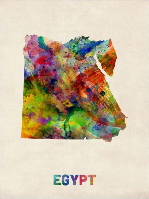 Egypt Poster Art Print