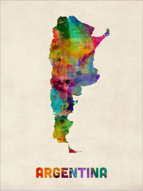 Argentina Poster Art Print