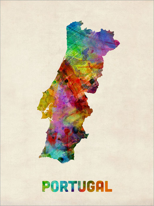 Portugal Poster Art Print