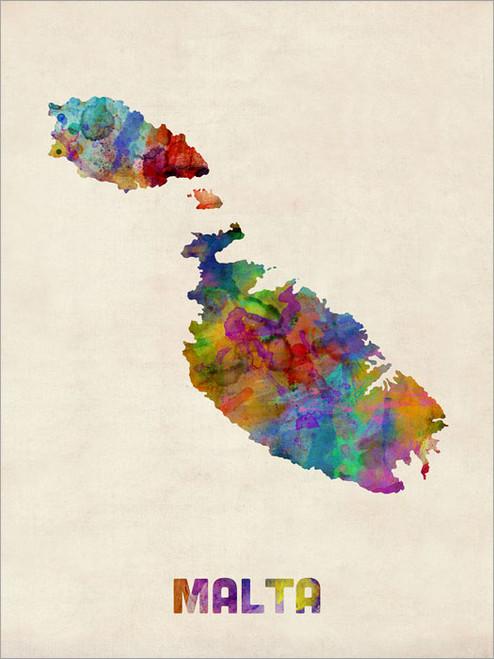 Malta Poster Art Print