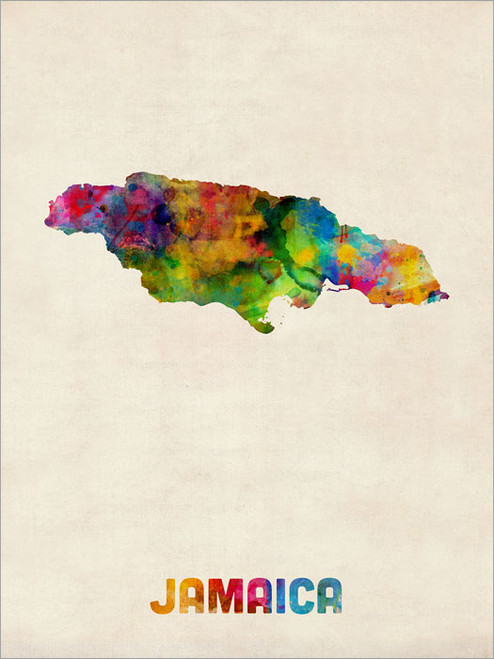 Jamaica Poster Art Print
