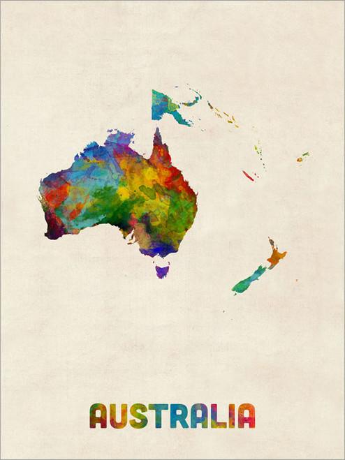 Australia Poster Art Print