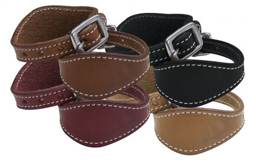 Leather Stirrup Hobbles (Sold in Pairs)