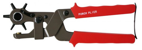 Heavy Duty Compound Leather Punch