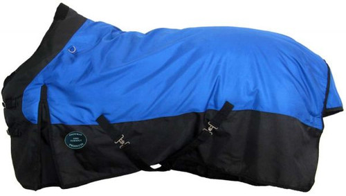The Waterproof and Breathable Showman™  1680 Denier Turnout Blanket
