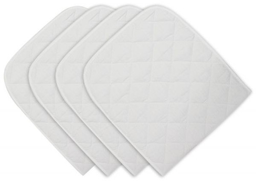 Showman ® Quilted Standing Wraps Set of 4.