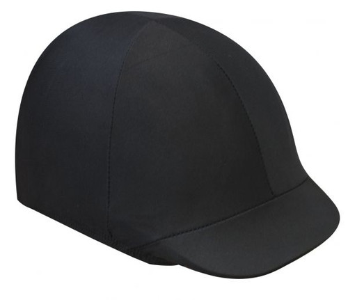 Showman ® Lycra ® helmet cover.