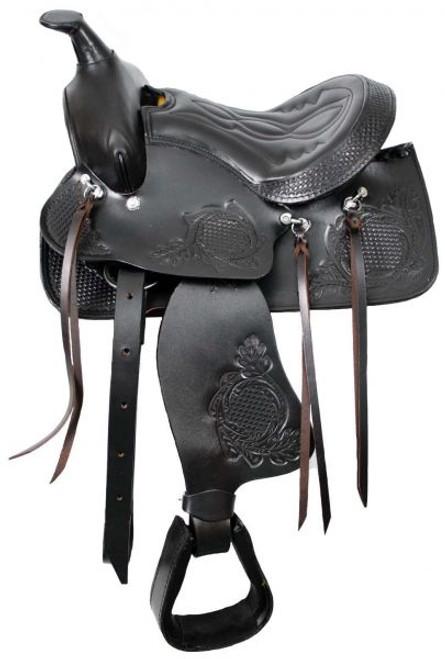 """Pony saddle 10"""", 12"""""""