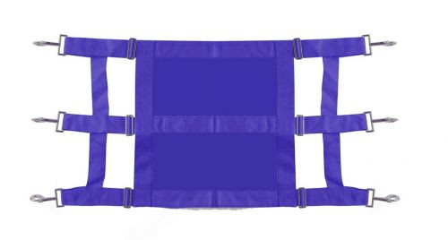 Showman ® Solid front stall guard.