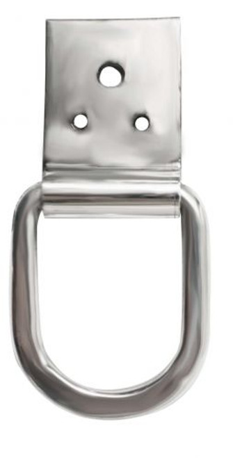 Showman™  stainless steel clip and dee.