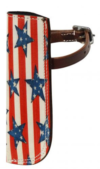 Showman ® Stars and stripes flag carrier.