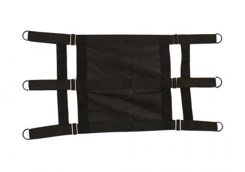 Showman ® Nylon stall guard with closed center.