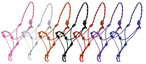 Twisted Cowboy Knot Halter.