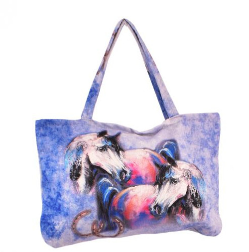 """Dreamcatcher Horses"" Handbag."
