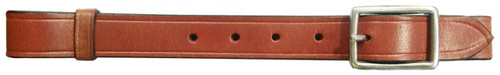 Showman ®  Replacement Medium Leather Breastcollar Tugs.