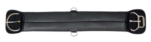 Showman Neoprene Girth With Double Roller Buckle