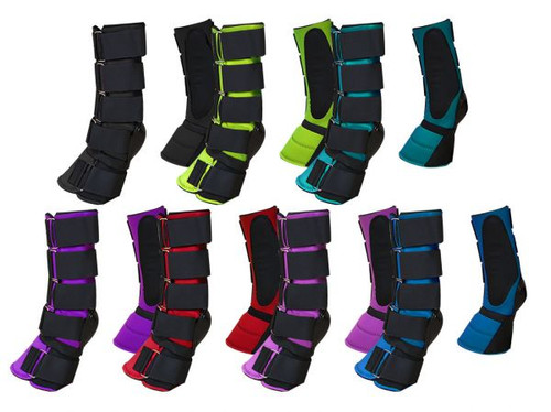 Super Combination Bell Boots- Assorted Colors