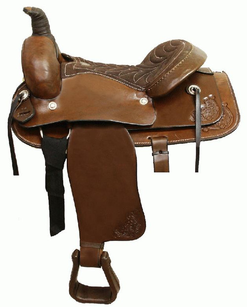 Buffalo Roper Style / Pleasure Saddle