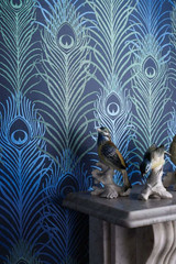 Feather Room Decoration Accessory Ideas | The Beauty of Feathers in Interior Design