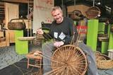 Fairy Tale Fireside Log Baskets – Handmade German Rattan Baskets | Must Have Bins