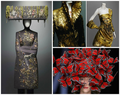 Romantic Naturalism: Alexander McQueen's Savage Beauty at the V&A | Must-Have Bins