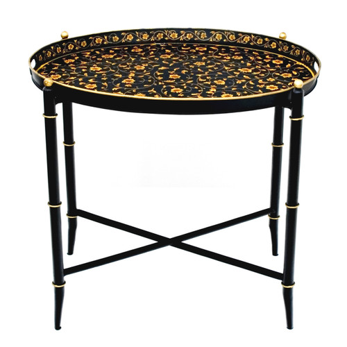 Scroll Tray Table