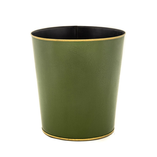 Green Round Tapered Waste Paper Bin - out of stock