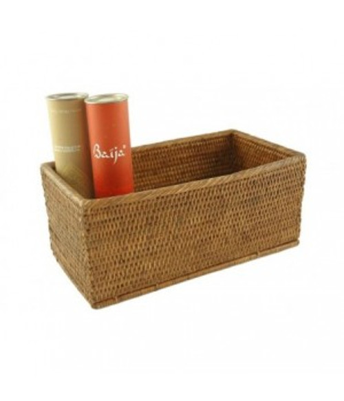 Rattan Storage Table Top Storage (Tidy) Box / Holder