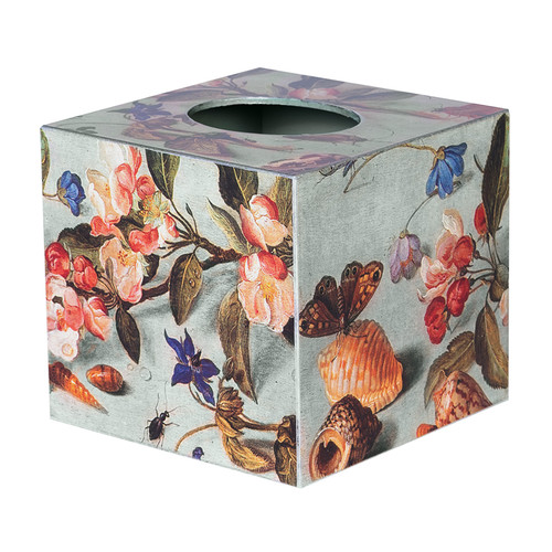Butterfly Decoupage Tissue Box