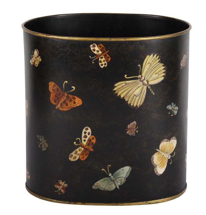 Butterfly Waste Paper Bin