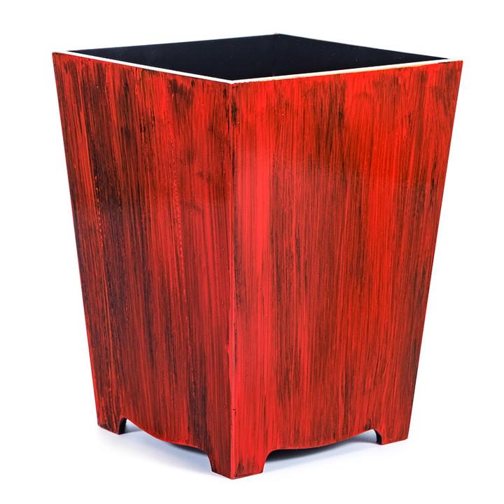 Roja Waste Paper Bin (wood)