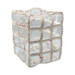 Cube Storage - Recycled Plastic  - 12 Squares Per Side