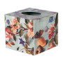 Butterfly Decoupage Tissue Box