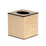 Blonde Lines Cube Tissue Cover