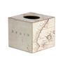 Map Cube / Square Tissue Box Cover