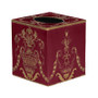 Wine Festoon Tissue Box Cover