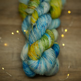 Forget Me Knot Sock Yarn 2