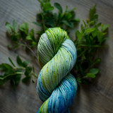 Forget Me Knot DK Hand Dyed Yarn 2