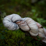 Owl Hand Dyed Sock Yarn