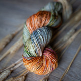 Patchwork Quilt DK Hand Dyed Yarn
