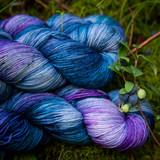 Wild Blueberry Yarn