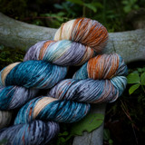 Butterfly Hand Dyed Yarn