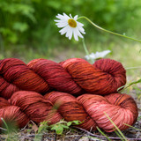 Rooibos Tea Sock Yarn