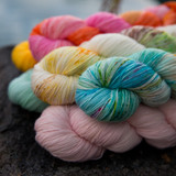 Paradise Collection Hand Dyed Yarn