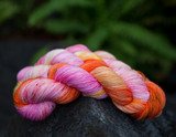 Hibiscus Hand Dyed Yarn