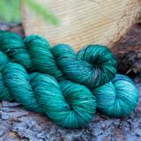 Sitka Spruce Hand Dyed Yarn