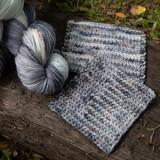 Denali Hand Dyed Yarn Swatch