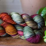Sanguine Worsted Yarn