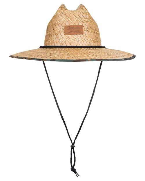 Outsider Waterman Hat Camo