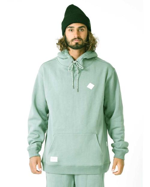 Base Hood - Slate Green